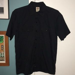 Black Dickies Work shirt